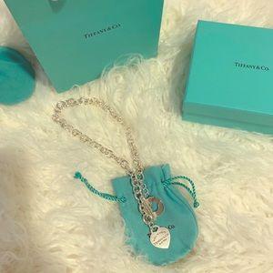 Tiffany & Co. Jewelry - Return to Tiffany toggle necklace